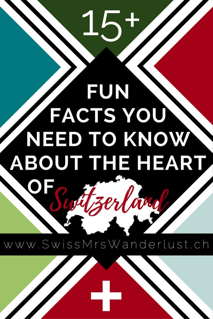 Interesting facts about living in Switzerland